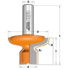 955.604.11 CMT Фреза профильная Ручка для интегрированной фасадной ручки S=12мм D=47.6x30 R2.38/R7.1