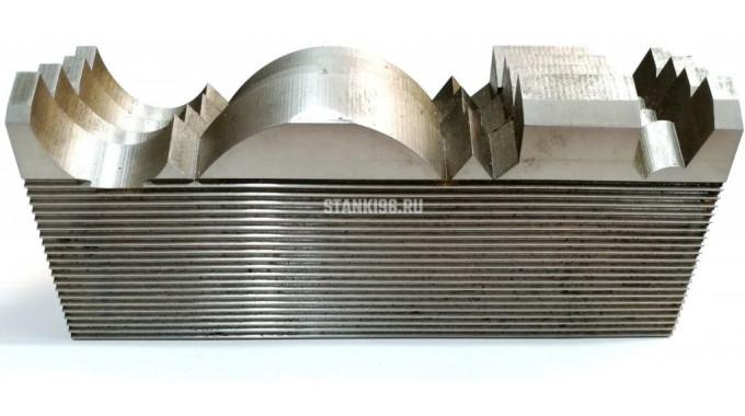 Фигурные ножи для потолочного плинтуса (молдинг) Дзержинск №2