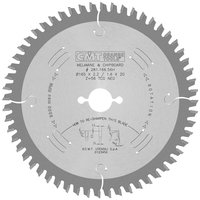 281.166.56H CMT Пильный диск для МДФ и ДСП 165х2,2/1,6х20 Z=56