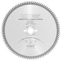 297.081.10M CMT Пильный диск для цветных металлов и PVC 254x30x3,2/2,5 -5° TCG Z=80