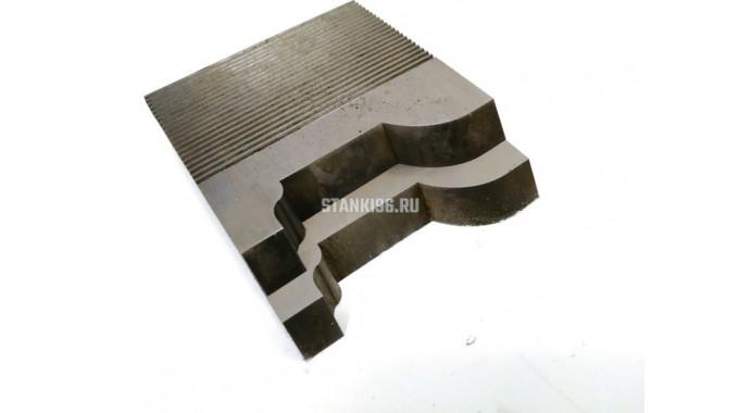 Фигурный нож для цилиндрической профильной фрезы