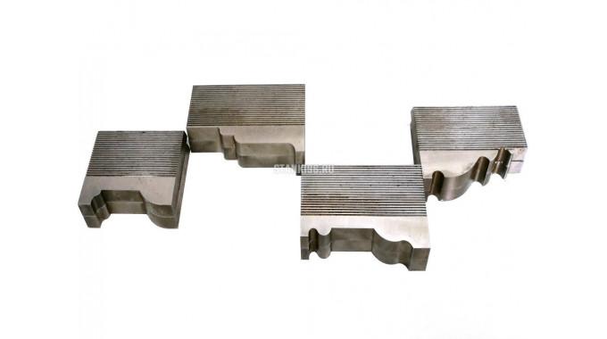 Фигурные ножи для цилиндрической профильной фрезы