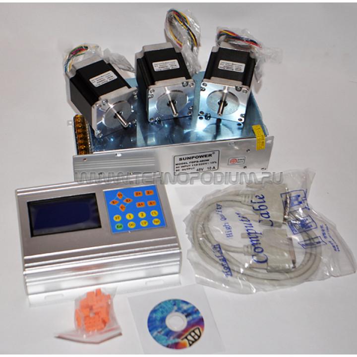 Набор электроники TB6600 3xNEMA23 48V 10A