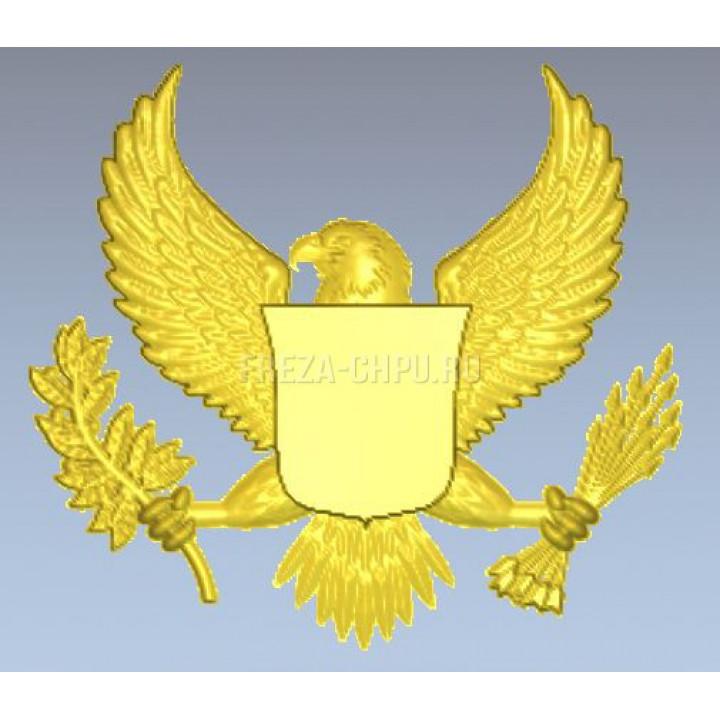Eagle 006 Орел герб