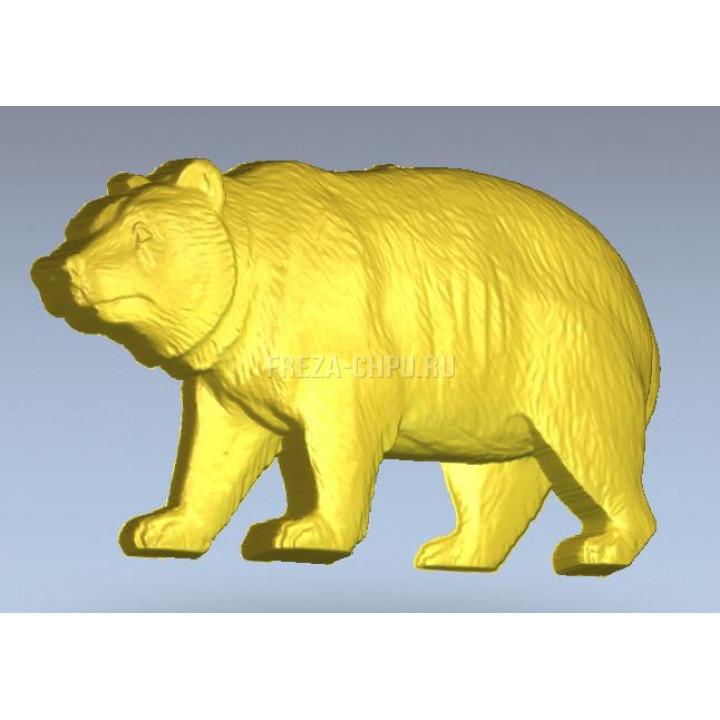 Медведь Bear_011