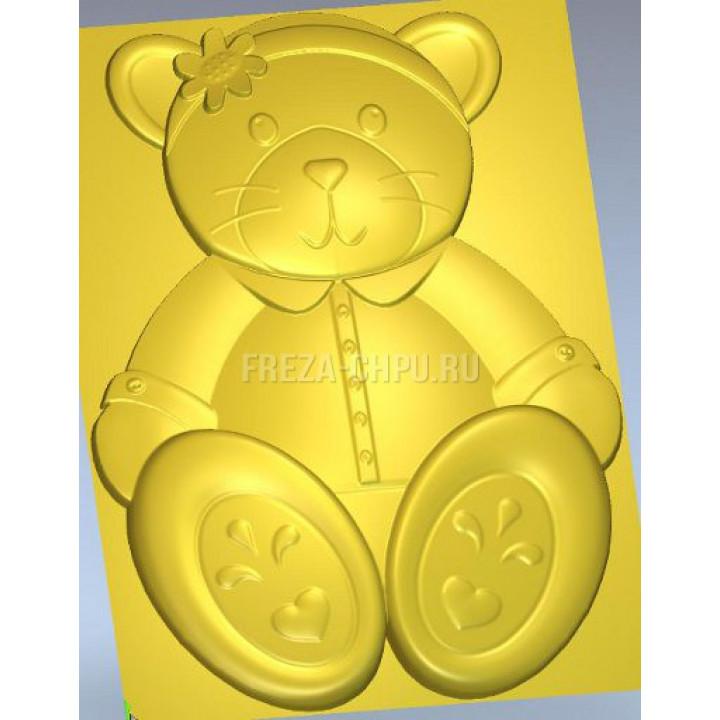 Медвежонок Тэдди мультфильм Teddy-bear_033