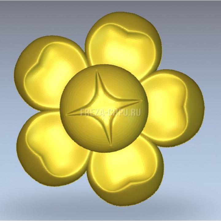 Декор_007 цветок