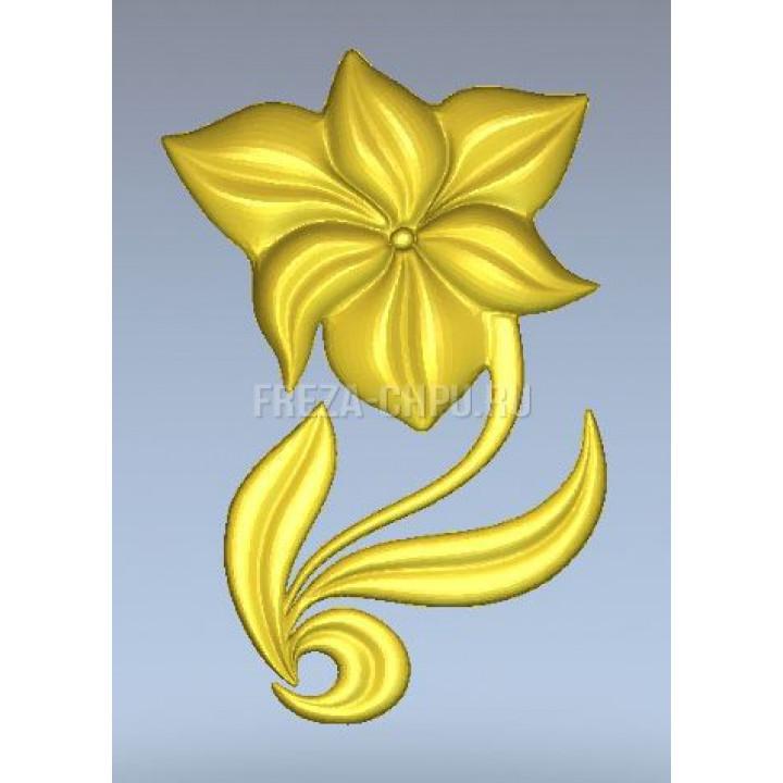 Узор 032 декор цветок