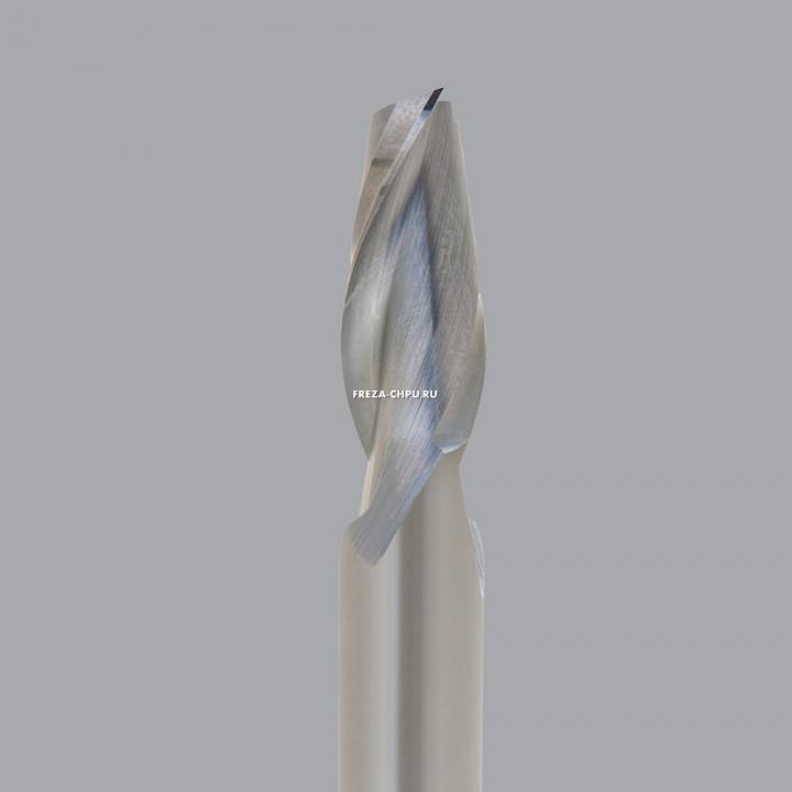 Двухзаходная спиральная фреза 6.35мм 52-280 Onsrud