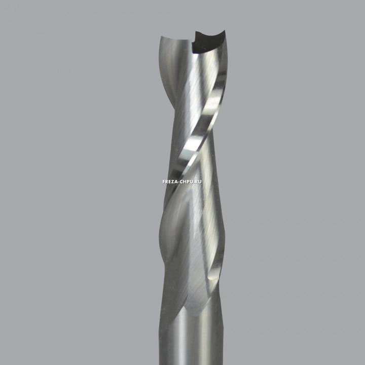 Двухзаходная спиральная фреза 6мм 52-412 Onsrud