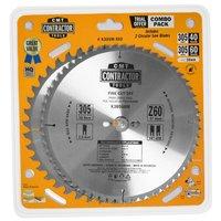 K305M-X02 CMT Комплект из 2-х дисков 305x2.6/1.8x30 Z40+60 ATB