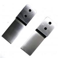 Ножи Yilmaz KP 120 толщина 7мм, комплект 2 шт.