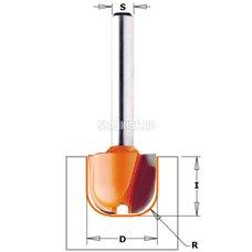 851.501.11 CMT Фреза пазовая (Чаша) хвостовик S=12,7 D раб.=19x16