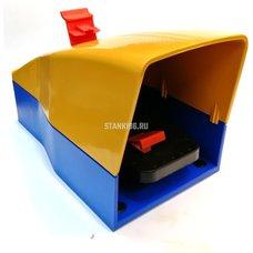 Ножная пневматическая педаль тип 5/2 G1/4 (Италия)