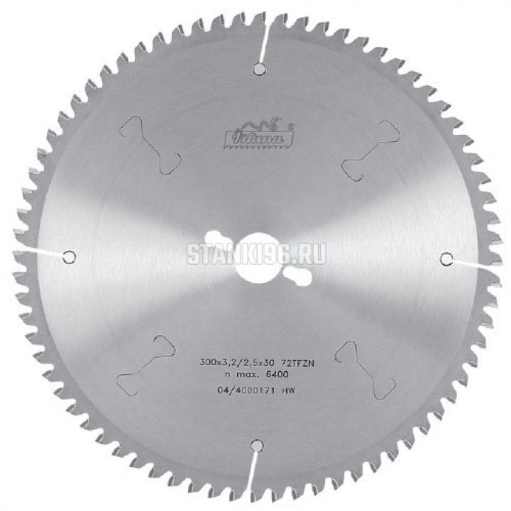 Пильный диск по алюминию и пвх 500x4/3.2x30 z120 Pilana TFZ N 87-13