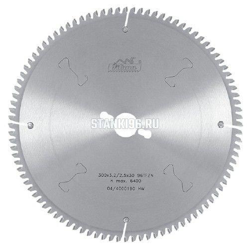 Пильный диск по алюминию и пвх 400x3.6/2.8x30 z120 TFZ N Pilana