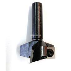 663.005.11 CMT Фреза фуговальная смен.ножи с твердосплавной напайкой Z3 D=38x12x60 S=12 RH-правое вр