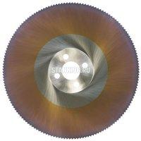 Пильный диск по нержавеющей стали c PVD покрытием TiN 350x2x32 z180