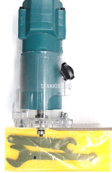 Ручной кромочный фрезер для снятия свесов AH703 Asaki