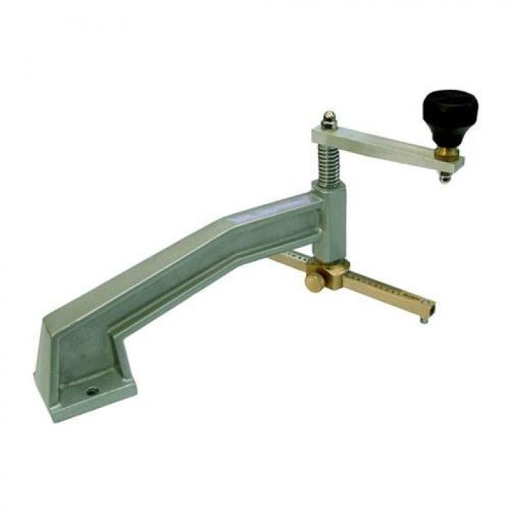 Стационарное приспособление для формирования кругов диаметром до 300 и 600 мм