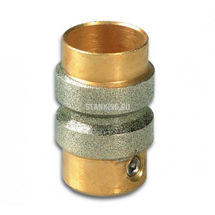 Алмазная шлифовальная головка фасочная Diamantor TG H7F