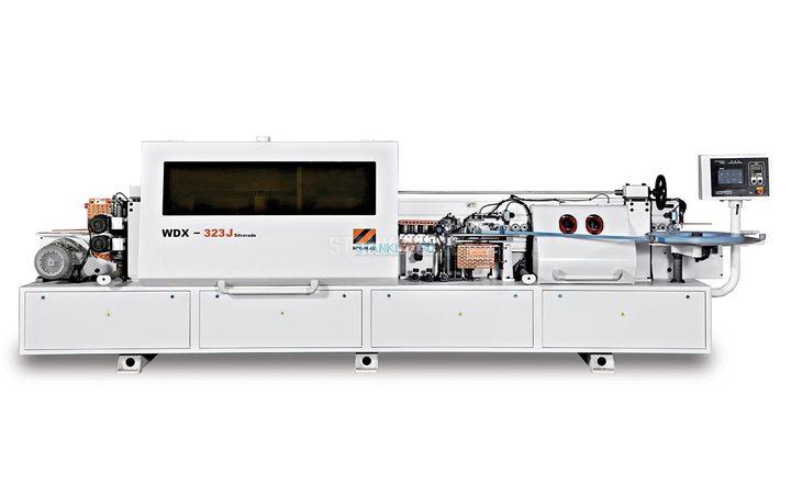 Кромкооблицовочный станок WDMAX-323J