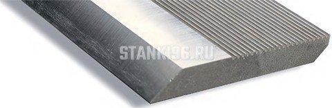 Бланкетный нож 650x60x8 HSS Tigra