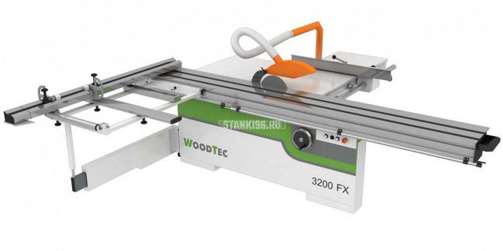 Форматно-раскроечный станок WoodTec 3200 FX