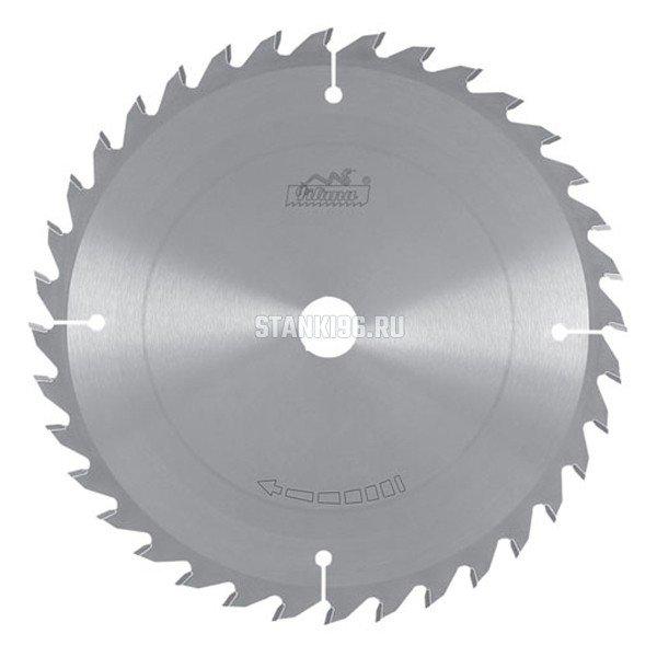 Пильный диск по дереву 250x3.2/2.2x30 z40 WZ Pilana 81-20