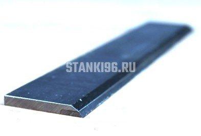 Строгальный нож 410x32x3 с твердосплавной напайкой
