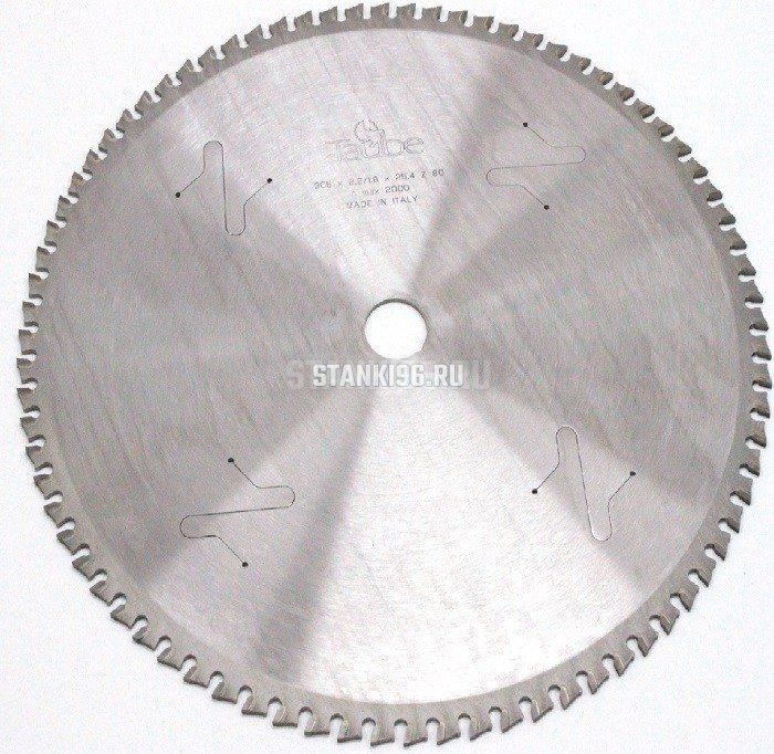Диск отрезной для пилы по металлу 305x2,2/2,0x25.4 Z=60 TAUBE HM DRY-CUT