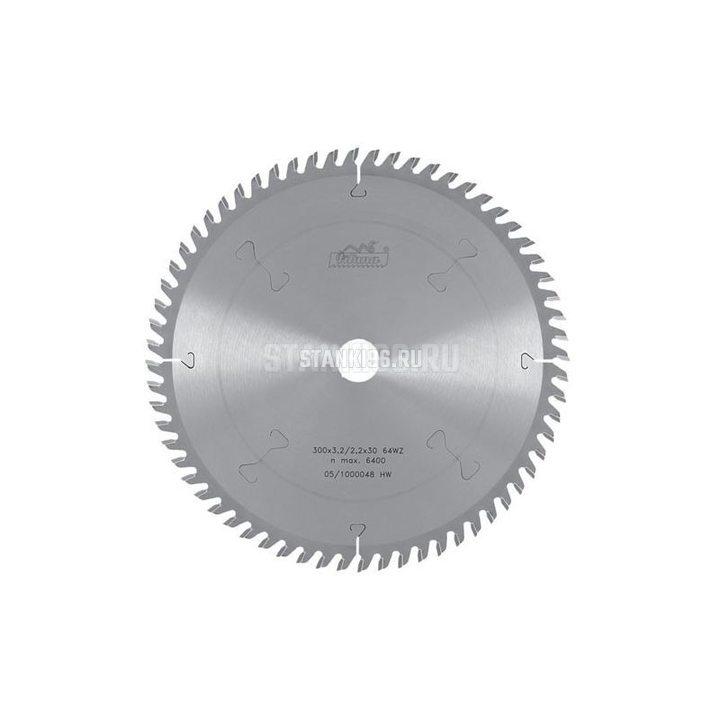 Пильный диск по дереву 350x3.6/2.5x30 z72 WZ Pilana 81-16