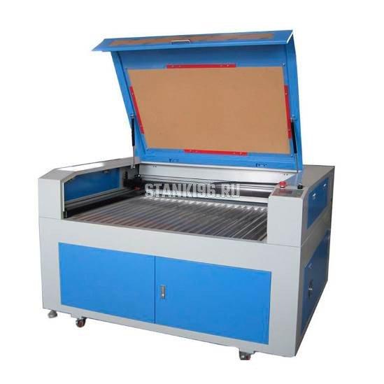 Лазерный гравер с ЧПУ LS 9060