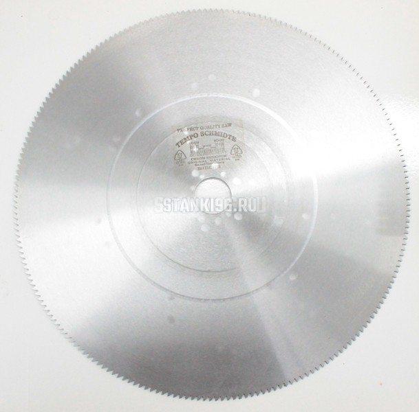 Фрикционный пильный диск по металлу 350x2,5x32 Z=216 CRV