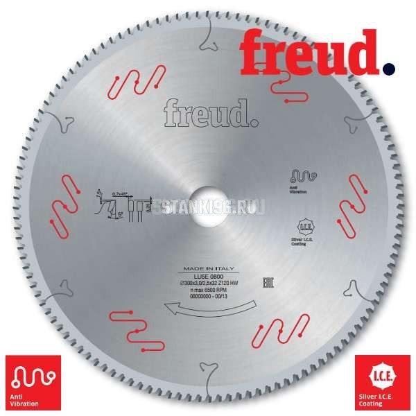 Пильный диск для цветных металлов 250x2,8/2,2x32 z100 FZ/TR Freud LU5E 0200
