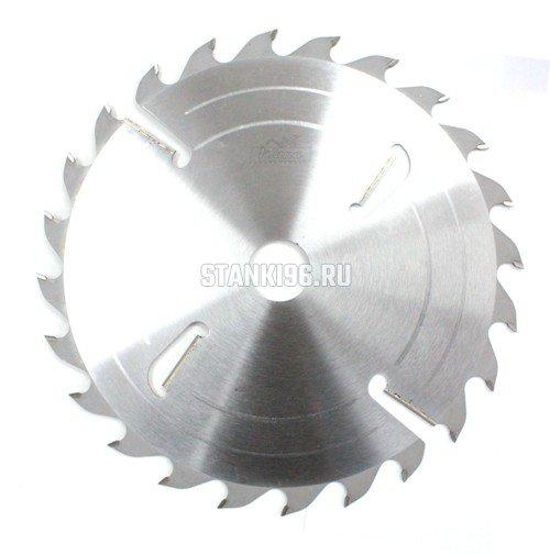 Пильный диск для многопила 400x50x4.0/2.8 z24+4 FZ Pilana 94.1