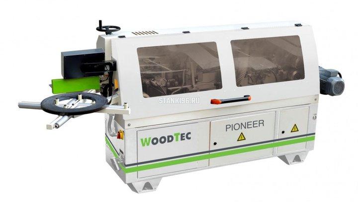 Станок для облицовывания кромок WoodTec Pioneer