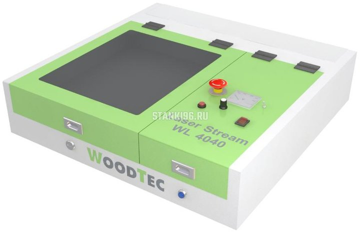 Лазерно-гравировальный станок с ЧПУ WoodTec LaserStream WL 4040
