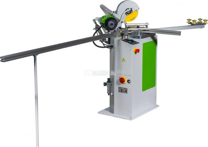 Односторонний усозарезной полуавтоматический станок с функцией фрезерования WoodTec DR