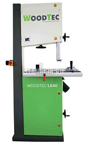 Ленточнопильный станок WoodTec LS 40