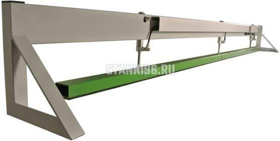 Односекционная прижимная пневмобалка 3200 мм