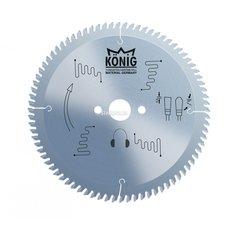 Пильный диск по алюминию и пвх 400x4/3.3x32 z108 Konig