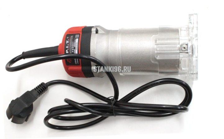 Ручной кромочный фрезер для снятия свесов P80601 PIT