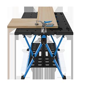 Зажимной стол